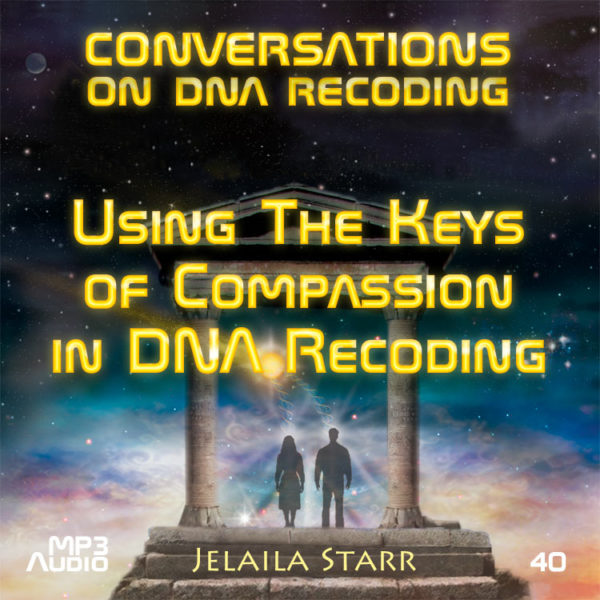 Using The Keys of Compassion in DNA Recoding