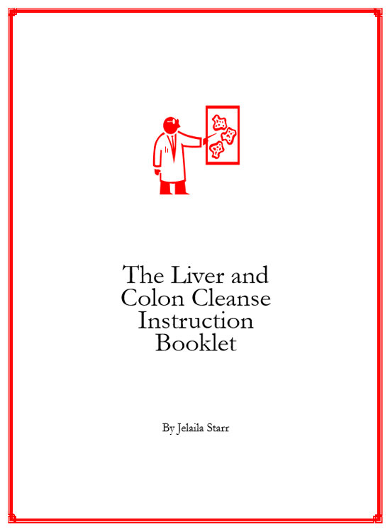 Liver Cleanse Instruction Booklet