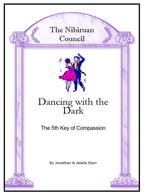 5: Dancing with the Dark Booklet