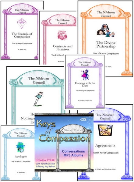 Keys of Compassion Package